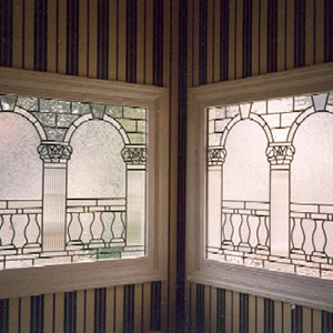 Stained Glass Repair in Atlanta